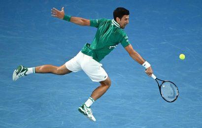Australian Open: Novak Djokovic says he has torn muscle after third round win