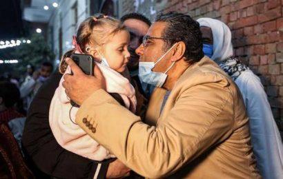 Egypt releases Al-Jazeera journalist Mahmoud Hussein detained since 2016