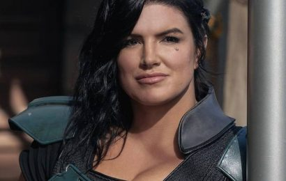 Gina Carano fired from The Mandalorian after controversial social media post