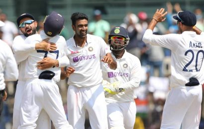 India stretch lead after spinners wreck England in Chennai