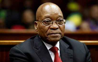 South African commission to request jail term for former president Jacob Zuma for defying summons