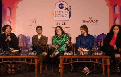 Jaipur Literature Festival 2021 begins tomorrow in a virtual avatar
