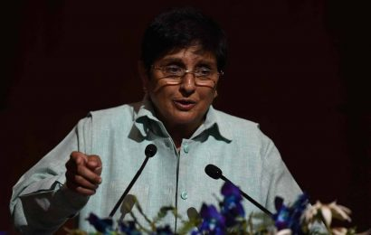 'Whatever was done, was a sacred duty': Kiran Bedi after being removed as Puducherry L-G