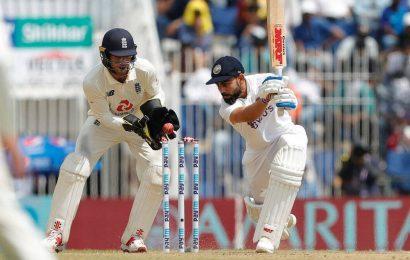 India vs England: Bowled through the gate