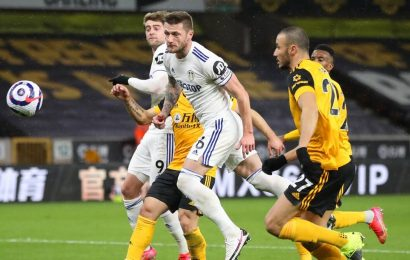 Wolves triumph over Leeds United after unfortunate Illan Meslier own goal