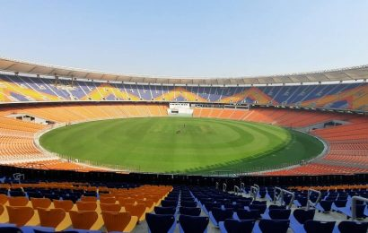 New Motera Stadium: Four dressing rooms, LED lights installed to eliminate shadows