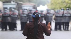 Western countries step up pressure on Myanmar junta as protests go on