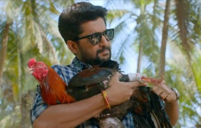 Tuck Jagadish teaser: Nani's swag reminds us of Allu Arjun of Ala Vaikunthapurramuloo