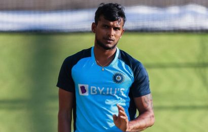 TNCA releases T Natarajan from Vijay Hazare Trophy squad following BCCI request