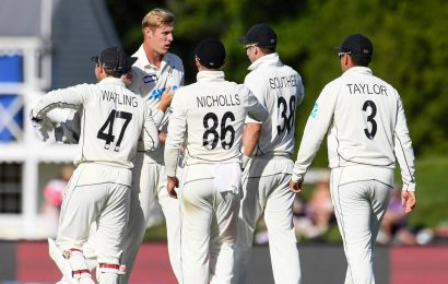 New Zealand make it to final of inaugural World Test Championship