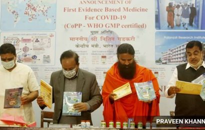 Dr Harsh Vardhan should say he is not endorsing Patanjali's Coronil: Indian Medical Association