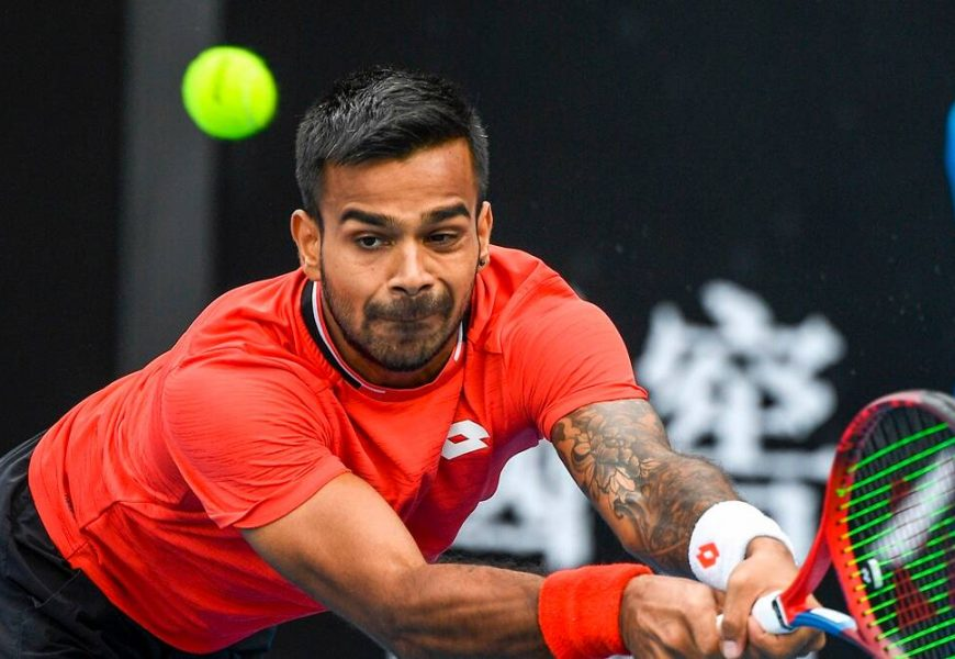 'Lucky' Nagal keen for Major boost after shoulder trouble