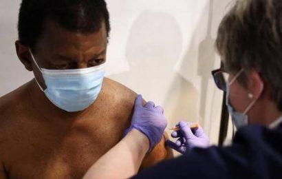 Coronavirus | U.K. gives first dose of vaccine to 17.6 million people