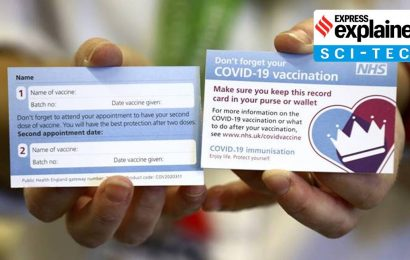 Explained: Is your vaccine card selfie a gift for scammers?