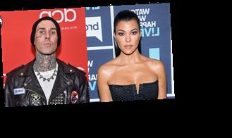 Read Kourtney Kardashian's Love Note to Travis Barker