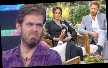 Prince Harry and Meghan Markle called out for making interview 'personal' by Perez Hilton