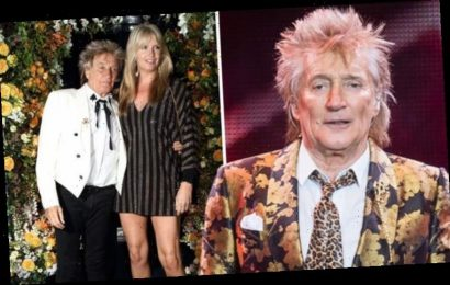 Rod Stewart's wife Penny Lancaster set to 'bring glamour to Celebrity MasterChef'
