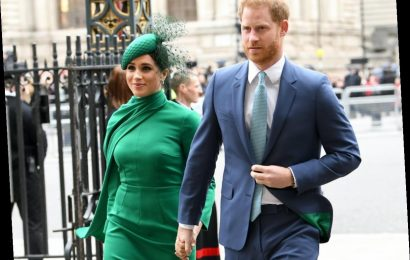Meghan Markle Accused The Palace Of Spreading Rumors About Her & Harry