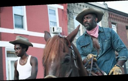 Idris Elba Becomes The 'Concrete Cowboy' In First Trailer For Netflix Film