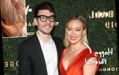 Hilary Duff Subtly Reveals She Gave Birth To Her Third Child!