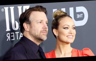 Jason Sudeikis Thanked Olivia Wilde After Winning a Critic's Choice Award