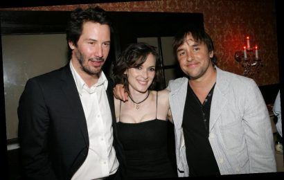 Winona Ryder Wanted to Audition for This Keanu Reeves Movie But Her Parents Wouldn't Let Her