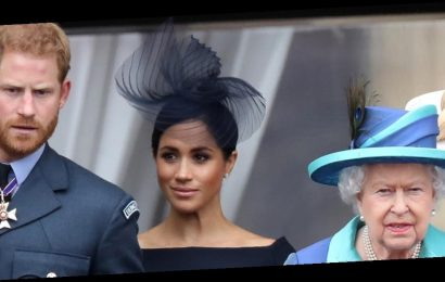 Here's the Rumored Reason Why the Palace Hasn't Responded to Meghan Markle & Prince Harry's Interview Yet