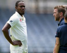 England laid low by Archer injury and upset tummies