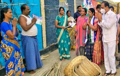 YSRCP inching towards a majority in Tirupati civic polls