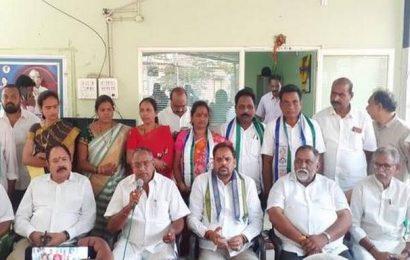 YSRCP candidates win with good margins in Vizianagaram