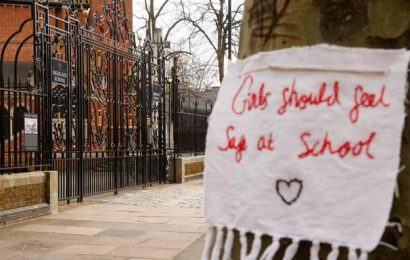 Elite U.K. schools in spotlight over claims of misogyny, rape