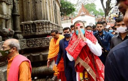 Rahul's temple visit to counter BJP attack on alliance with Ajmal