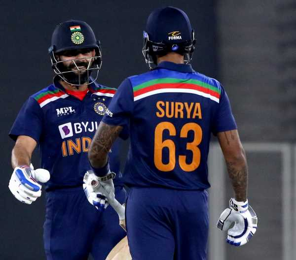 Kohli names one player he was 'particularly pleased' with