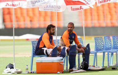 Dhawan to open with Rohit in England ODIs