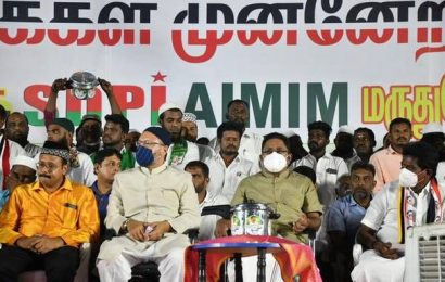 AMMK alliance will be third front: Owaisi