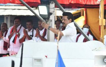 Tamil Nadu Assembly polls | AIADMK MLAs will behave as BJP agents, says Stalin