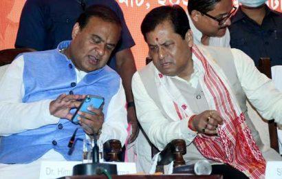 PM Modi, Amitbhai will decide Assam CM: Himanta