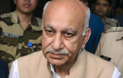 #MeToo: Hearing on Akbar's plea posted to May 5