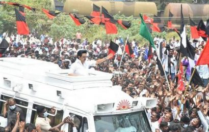 TN Assembly polls   AIAMDK, PMK are the reason behind minority community's struggle, Stalin says