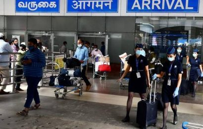 Coronavirus: DGCA calls for enhanced vigil at all airports