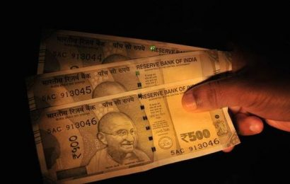 Rupee slumps 87 paise to close at 73.38 against U.S. dollar