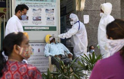 Coronavirus live updates   All efforts to contain the virus should be taken, says NITI Aayog member V.K. Paul