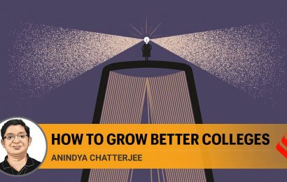 How to make our colleges better