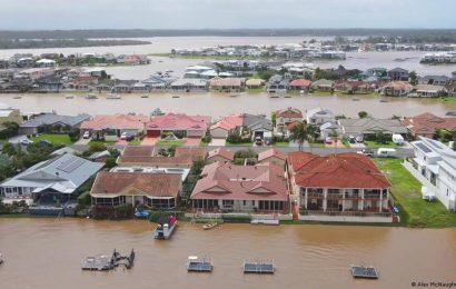 Australia orders flood evacuations after record rainfall in Sydney