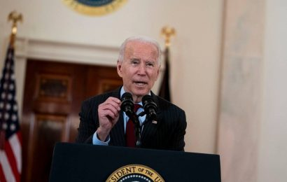 US: Biden calls for vaccine eligibility for all adults by May 1