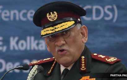 Threats for which military must be organised come from China, Pakistan: CDS