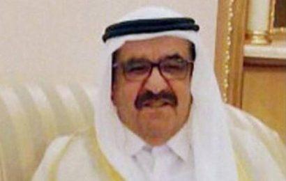 UAE finance minister and Dubai deputy ruler Sheikh Hamdan dies