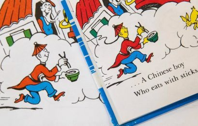 Oh, what a birthday week for Dr Seuss books