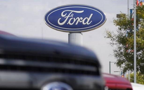 Chip shortage forces Ford to build trucks without computers