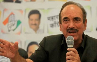 Priority now to ensure Cong victory in state polls, will campaign wherever called: Azad